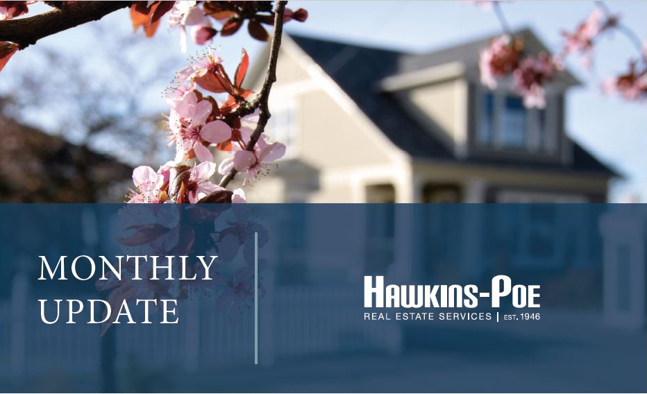 Hawkins-Poe Monthly Market Report - March 2021